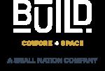 BUILD COWORK WEB LOGO WHITE