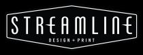 Streamline Design + Print Logo